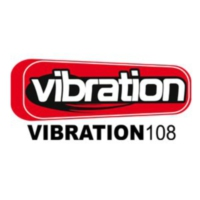 Logo of radio station Vibration 108