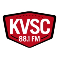 Logo of radio station KVSC 88.1 FM