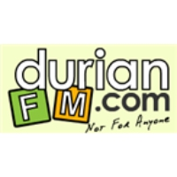 Logo of radio station Durian FM