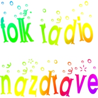 Logo of radio station Folk Radio Nazdrave