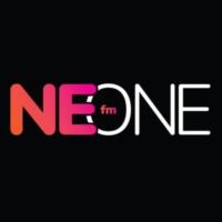 Logo of radio station NE1fm 102.5
