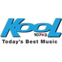 Logo of radio station Kool 107.3