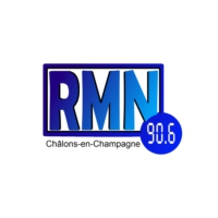Logo of radio station RMN 90.6 Mhz