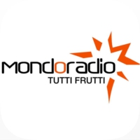 Logo of radio station Mondoradio Tuttifruti