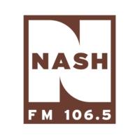Logo of radio station WLFF Nash Fm 106.5