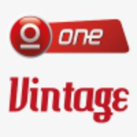 Logo of radio station One FM - Vintage