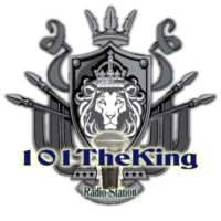 Logo of radio station 101THEKING