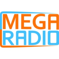 Logo of radio station MEGA Radio Bayern