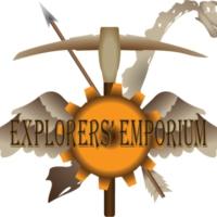 Logo de la radio Explorers Emporium Radio