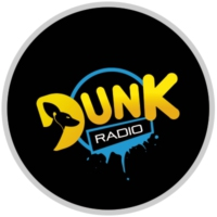 Logo of radio station DUNK Radio