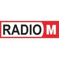 Logo of radio station Radio M