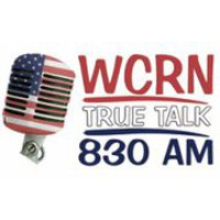 Logo of radio station WCRN