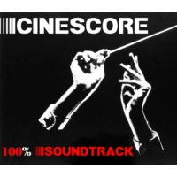 Logo of radio station Cinescore