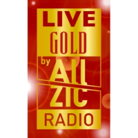 Logo of radio station Allzic Live GOLD