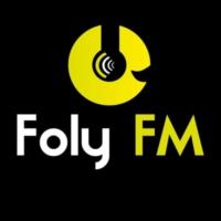 Logo of radio station Foly FM