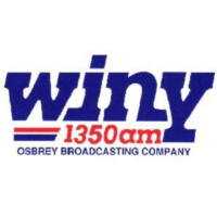 Logo of radio station WINY 1350 AM