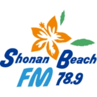 Logo of radio station 湘南ビーチFMは、- Shonan Beach
