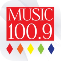 Logo de la radio Music 100.9