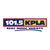 Logo of radio station 101.5 KPLA