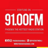 Logo of radio station Phoenix Radio Bali