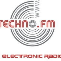 Logo of radio station Techno FM