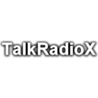 Logo de la radio Talk Radio X
