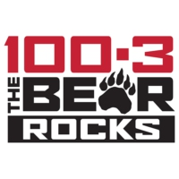 Logo de la radio The Bear 100.3