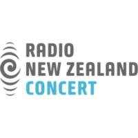 Logo of radio station RNZ Concert