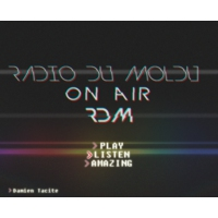Logo of radio station RDM - Radio Du Moldu