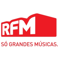 Logo of radio station RFM 93.2 FM