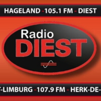 Logo of radio station Radio Diest