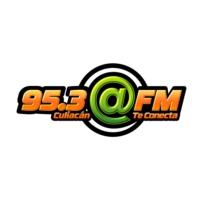 Logo of radio station XHIN @FM 95.3