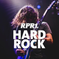 Logo of radio station RPR1. Hard Rock
