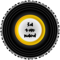 Logo of radio station NoClub-Radio