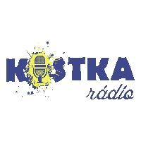 Logo of radio station Kostka Rádio
