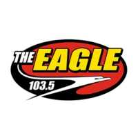 Logo of radio station The Eagle 103.5
