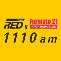Logo of radio station Formato 21 790 AM