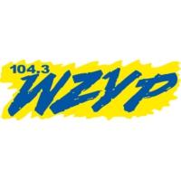 Logo de la radio 104.3 WZYP