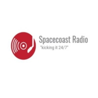 Logo of radio station SpaceCoast Radio
