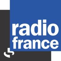 Logo of radio station La radio de la langue française