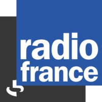Logo of radio station La radio de la langue française