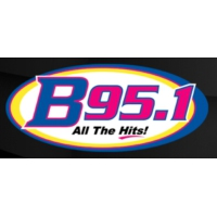 Logo of radio station WMGB B 95.1