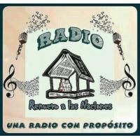Logo of radio station Radio Renuevo a las Naciones