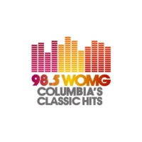 Logo of radio station WOMG Classic Hits 98.5