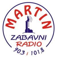 Logo of radio station Radio Martin