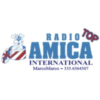 Logo of radio station Radio Amica International
