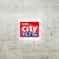 Logo of radio station Radio City 93.7 FM
