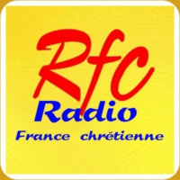 Logo of radio station Radio France chrétienne (RFC)