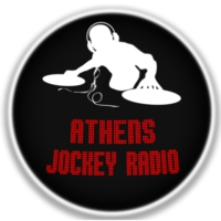 Logo of radio station Athens JoCkey Radio