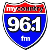 Logo of radio station WJVC 96.1 FM My Country